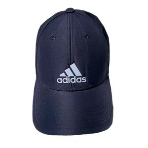 Adidas Logo Relaxed Strap Back Hat